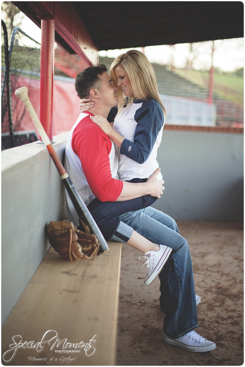 Southern engagement Pictures, Country Engagement Pictures, Baseball Engagement ideas_0016