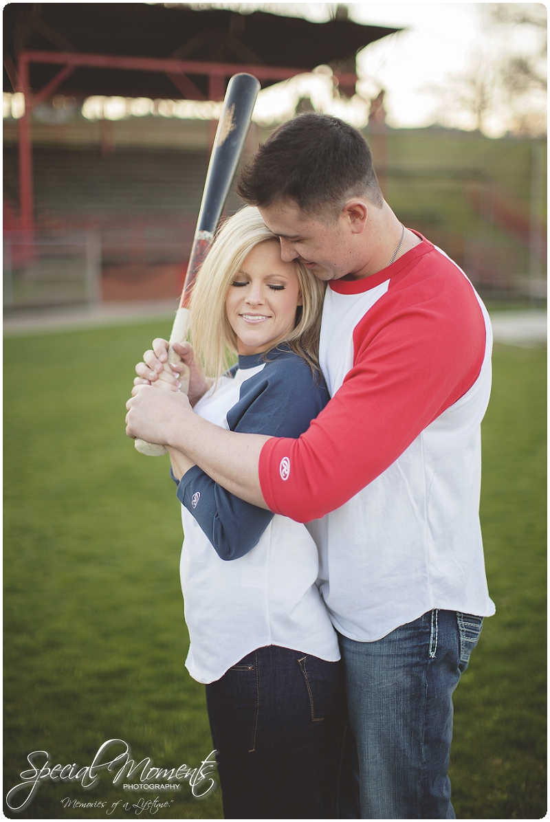 Southern engagement Pictures, Country Engagement Pictures, Baseball Engagement ideas_0017