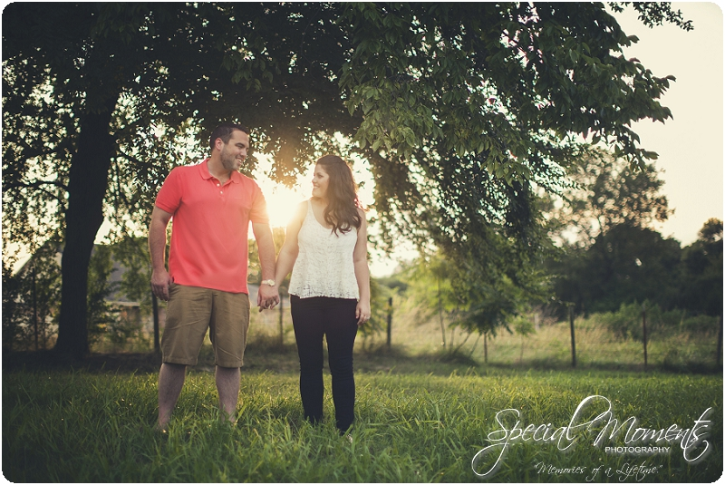 fort smith arkansas engagement pictures, sunset engagement pictures_0008