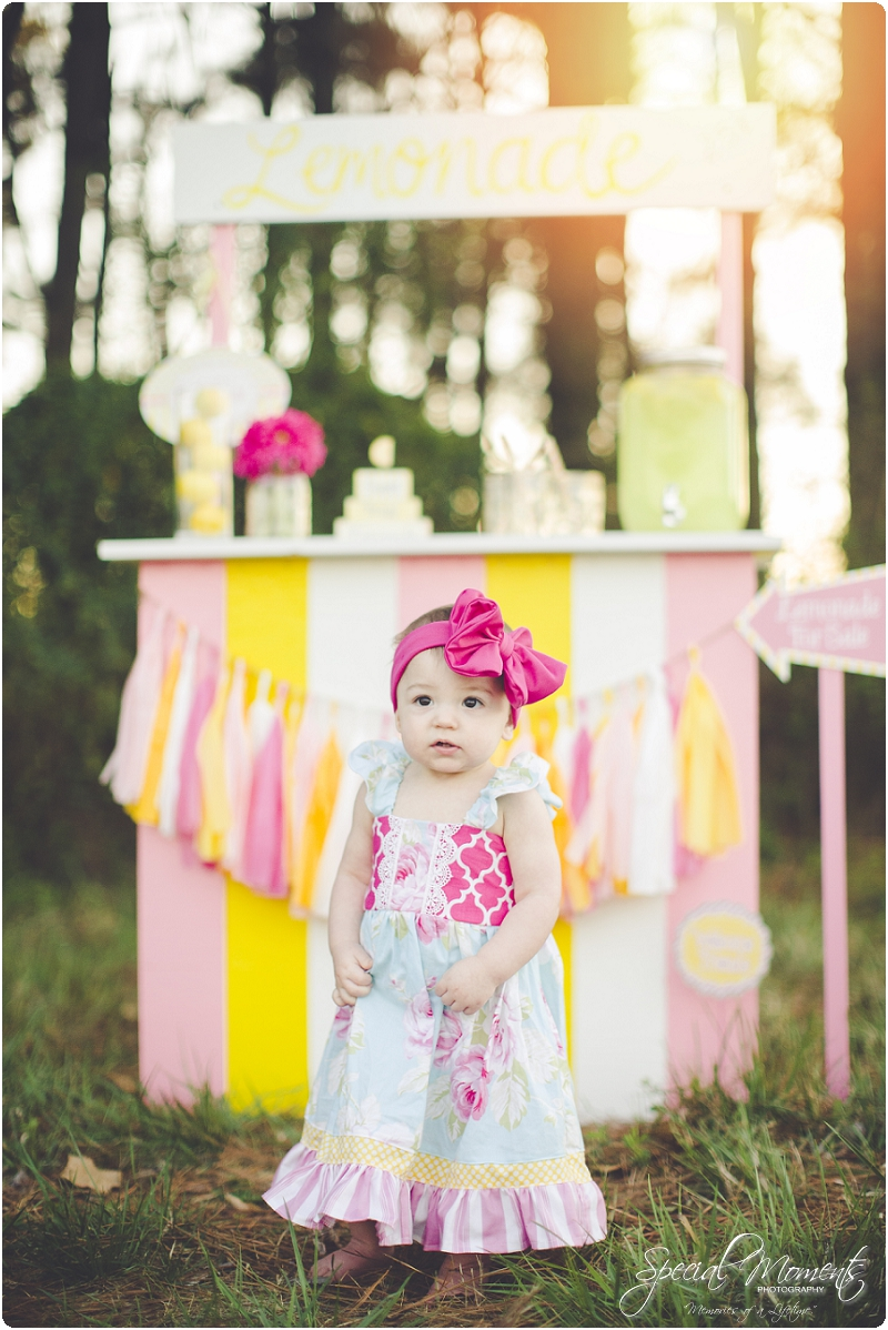 lemonade stand smash the cake, 1 year old portraits, fort smith arkansas photography_0021