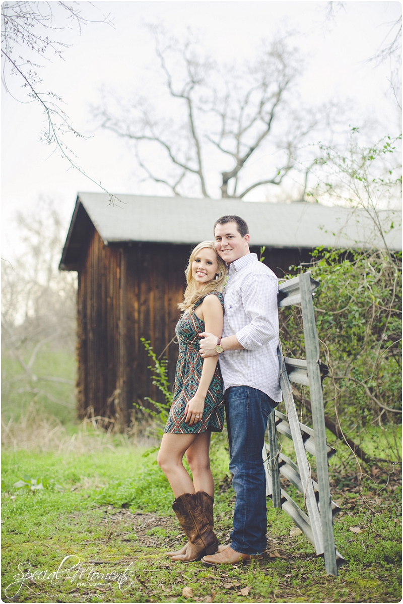 southern engagement portraits, spring engagement pictures, fort smith arkansas photography_0002