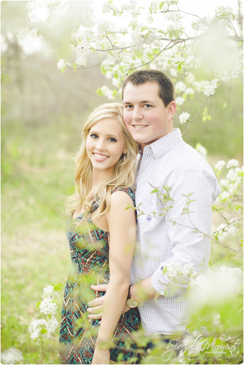southern engagement portraits, spring engagement pictures, fort smith arkansas photography_0003