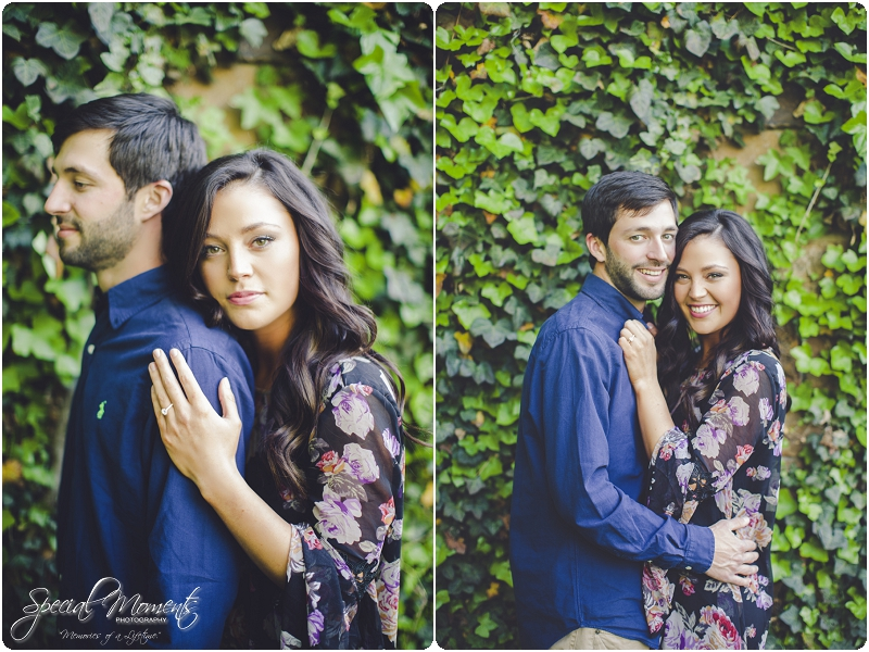 southern engagement portraits, spring engagement pictures, fort smith arkansas photography_0005
