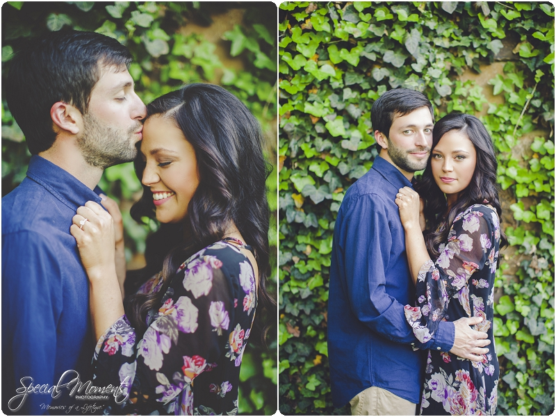 southern engagement portraits, spring engagement pictures, fort smith arkansas photography_0006