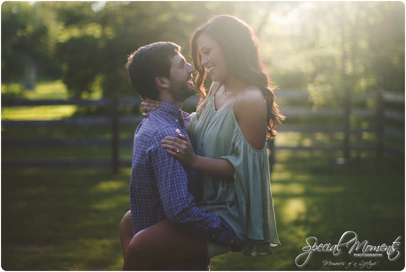 southern engagement portraits, spring engagement pictures, fort smith arkansas photography_0012
