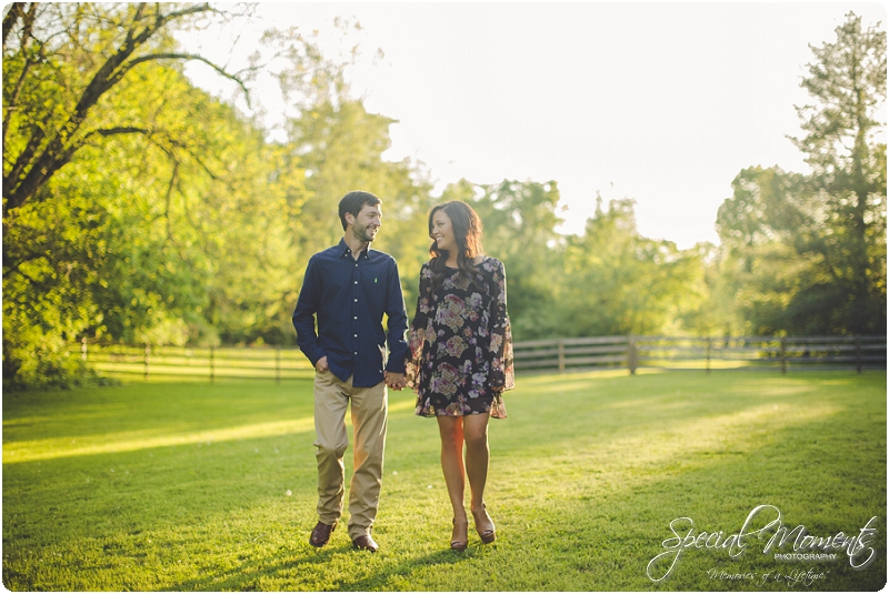 southern engagement portraits, spring engagement pictures, fort smith arkansas photography_0013