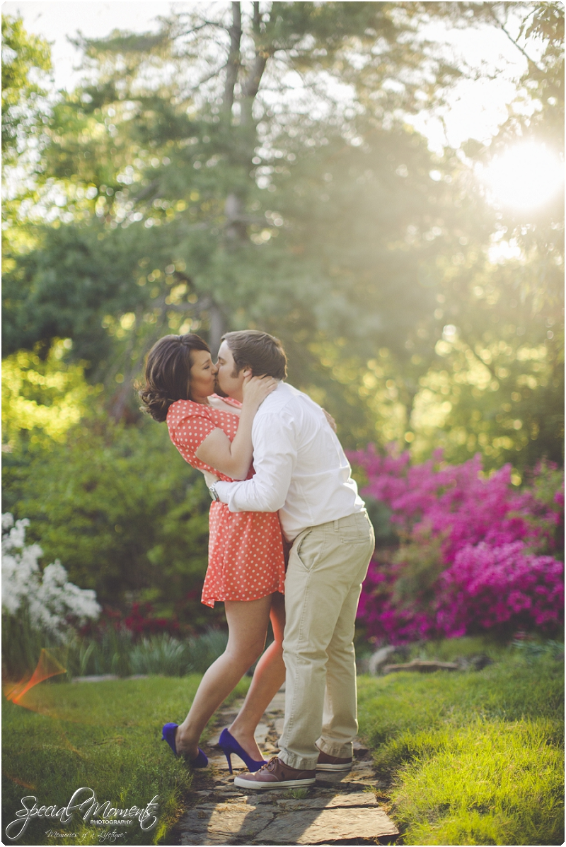 southern engagement pictures, garden engagement pictures, fort smith engagement photography_0017