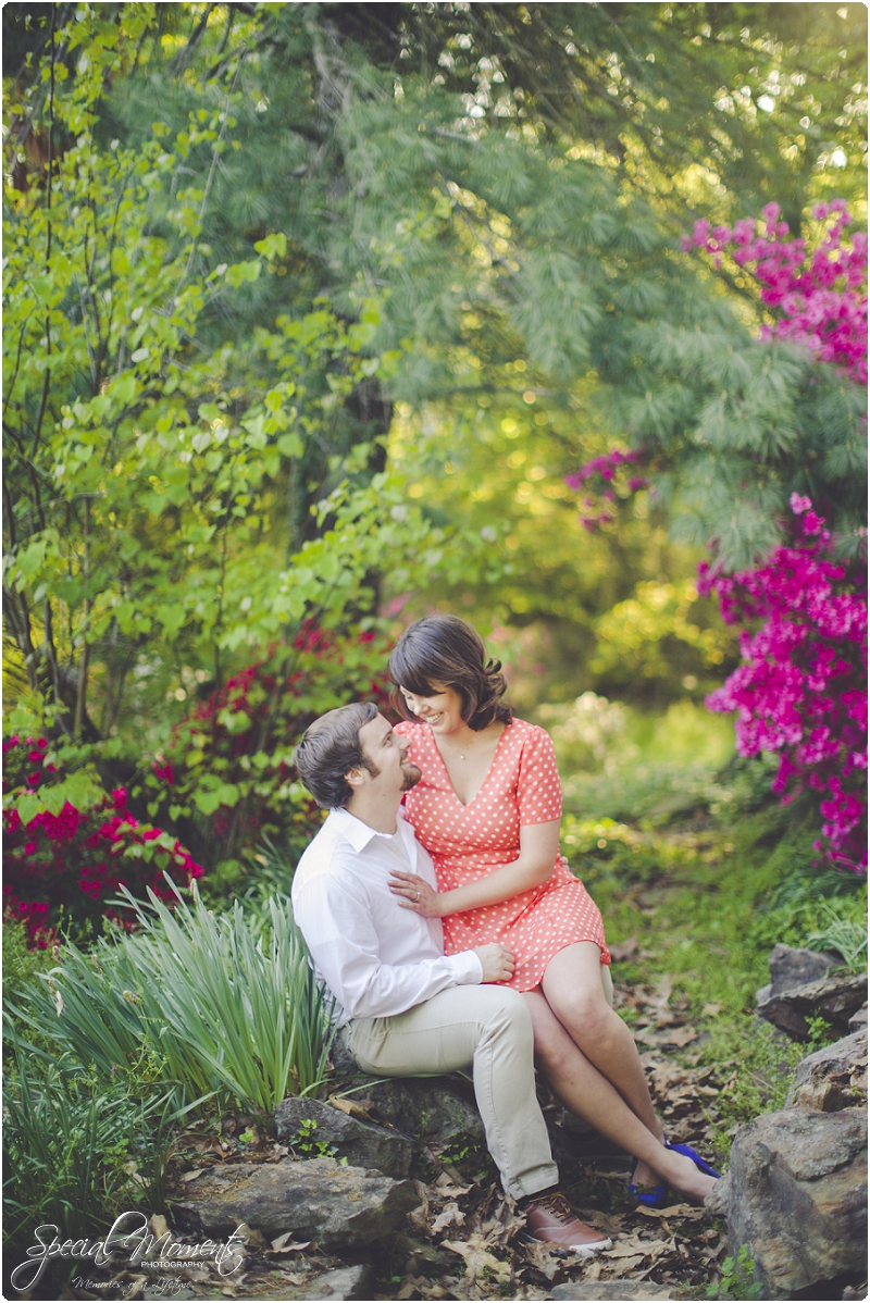 southern engagement pictures, garden engagement pictures, fort smith engagement photography_0018