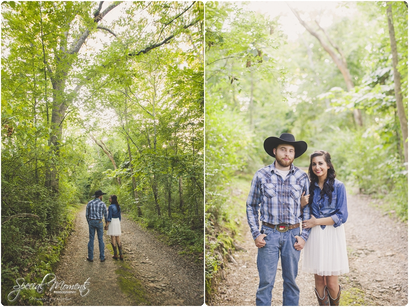 fort smith arkansas photographer, southern engagement pictures, outdoor engagement pictures_0001