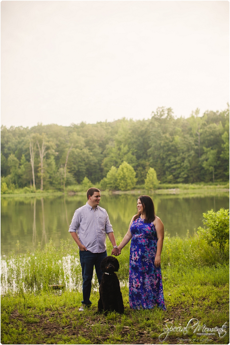 southern engagement pictures, outdoor engagement pictures, fort smith arkansas photographer_0000