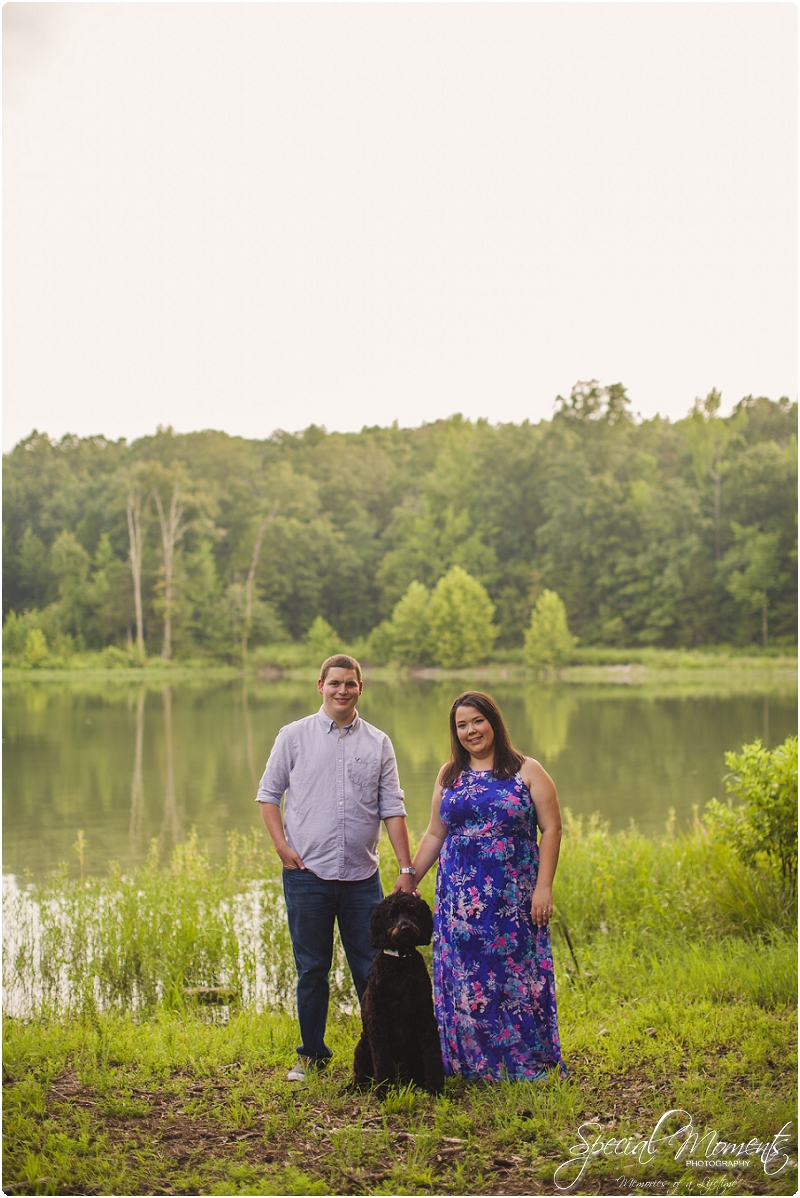 southern engagement pictures, outdoor engagement pictures, fort smith arkansas photographer_0001